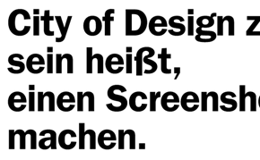City of Design